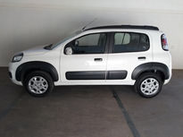 Fiat Uno Way 1.4 8V (Flex) 4p 2015}