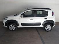 Fiat Uno Way 1.4 8V (Flex) 4p 2015}