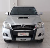 Toyota Hilux SRV 3.0 (Aut) 2013}