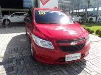 Chevrolet Onix 1.0 LS MPFI 8V Flex 4P 2015}