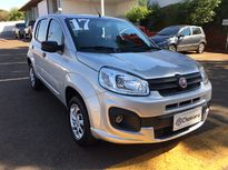 Fiat Novo Uno Attractive 1.0 (Flex) 2017}