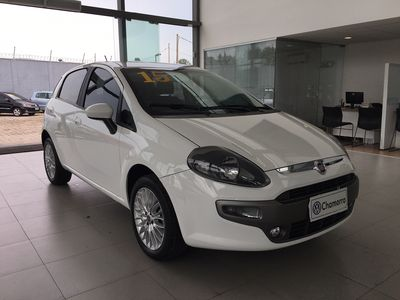 Fiat Punto Essence 1.6 Dualogic 2015}