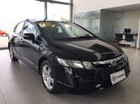 Honda Civic New  EXS 1.8 16V (aut) (flex) 2008}