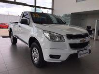 Chevrolet S10 S10 LS 2.4 flex (Cab Simples) 4x2 2015}