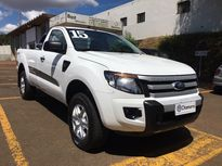 Ford Ranger Cabine Simples Sport 2.5 Flex 2015}