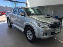 Toyota Hilux Cabine Dupla SRV M/T 3.0L 4x4 Diesel 2013}