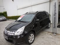 Nissan Livina SL 1.8 16V (flex) (aut) 2013}