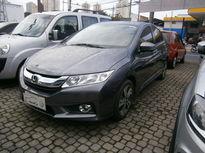 Honda City LX 1.5 16V (flex) (aut.) 2015}