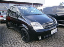 Chevrolet Meriva Premium 1.8 (Flex) (easytronic) 2009}
