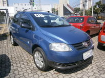 Volkswagen Fox Route 1.6 8V (Flex) 2008}