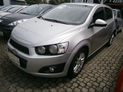 Chevrolet Sonic Hatch LTZ (Aut) 2012}