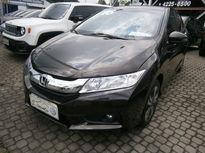 Honda City EX 1.5 (Aut) 2016}