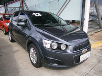 Chevrolet Sonic Hatch LT 1.6 (Aut) 2013}