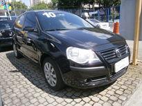 Volkswagen Polo Hatch . 1.6 8V I-Motion (Flex) (Aut) 2010}