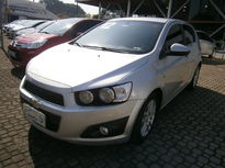 Chevrolet Sonic LTZ (Aut) 2012}