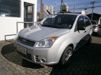 Ford Fiesta 1.6 (Flex) 2008}