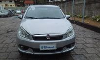 Fiat Siena ATTRACTIVE 1.4 8V (Flex) 2015}