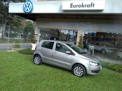 Volkswagen Fox 1.0 VHT (Flex) 4p 2012}