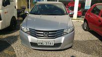 Honda City EX 1.5 16V (flex) (aut.) 2010}