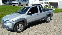 Fiat Strada Adventure 1.8 16V (Flex)(Cab Estendida) 2012}