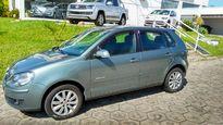 Volkswagen Polo . Sportline 1.6 8V (Flex) 2011}