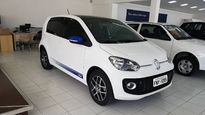 Volkswagen up! speed up! 1.0 TSI 2017}