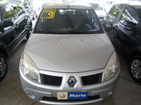 Renault Sandero Expression 1.6 8v (Flex)  2009}