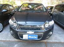 Chevrolet Sonic Hatch LTZ 1.6 (Aut) 2012}