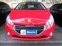 Peugeot 208 Griffe 1.6L (Flex) 2014}