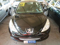 Peugeot 207 Hatch XR 1.4 8V (flex) 2p 2013}