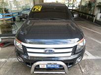Ford Ranger Cabine Dupla XLS 2.5 FLEX 2014}