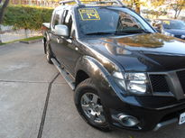Nissan Frontier XE Attack 4x2 2.8 Eletronic (cab. dupla) 2014}