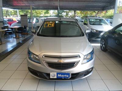 Chevrolet Prisma 1.4 SPE/4 LTZ (Aut) 2014}