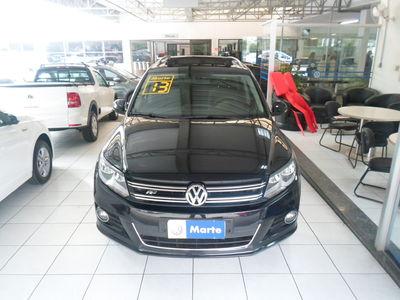 Volkswagen Tiguan R-Line 2.0 TSI 2013}