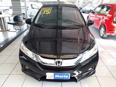 Honda City EXL 1.5 (Aut) 2015}