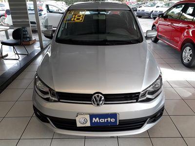 Volkswagen Voyage Comfortline 1.6 2018}