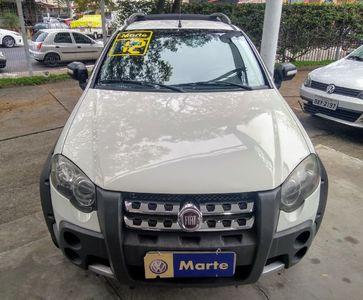 Fiat Strada Adventure 1.8 16V (Flex) (Cab Dupla) 2012}