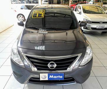 Nissan Versa 1.6 16V S 2017}