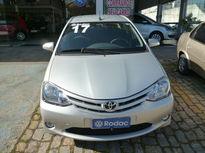 Toyota Etios Sedan X 1.5L (Flex) (Aut) 2017}