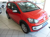 Volkswagen up! cross up! 1.0 I-Motion 2016}