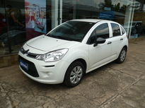 Citroën C3 Origine 1.5 8V (Flex) 2014}