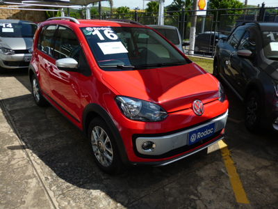 Volkswagen up! cross up! 1.0 2016}