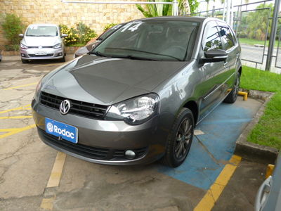 Volkswagen Polo Hatch 1.6 Mi 8V Total Flex 2014}