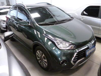 Hyundai HB20X Style 1.6 Flex 2016}