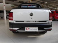 Volkswagen Saveiro Cross CD 2017}