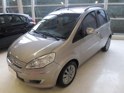 Fiat Idea Essence 1.6 16V E.TorQ 2014}