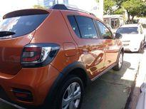 Renault Sandero Stepway 1.6 8v EASY'R (Flex) (Auto) 2015}
