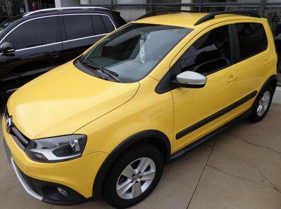 Volkswagen CrossFox 1.6 2014}