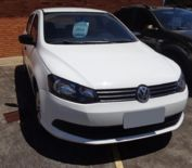 Volkswagen Voyage Trendline 1.0 2013}
