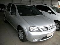 Renault Logan Authentique 1.0 16V (Flex) 2010}